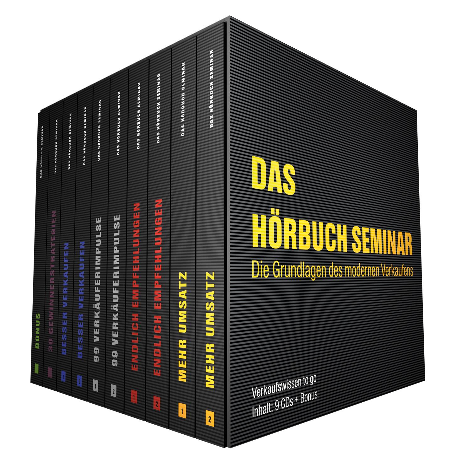 Das Hörbuch Seminar